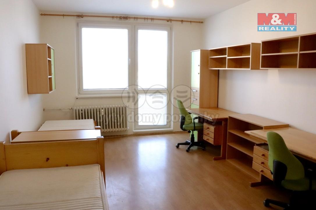 Pronájem, byt 3+1, 74 m2, Mohelnice, ul. Stanislavova