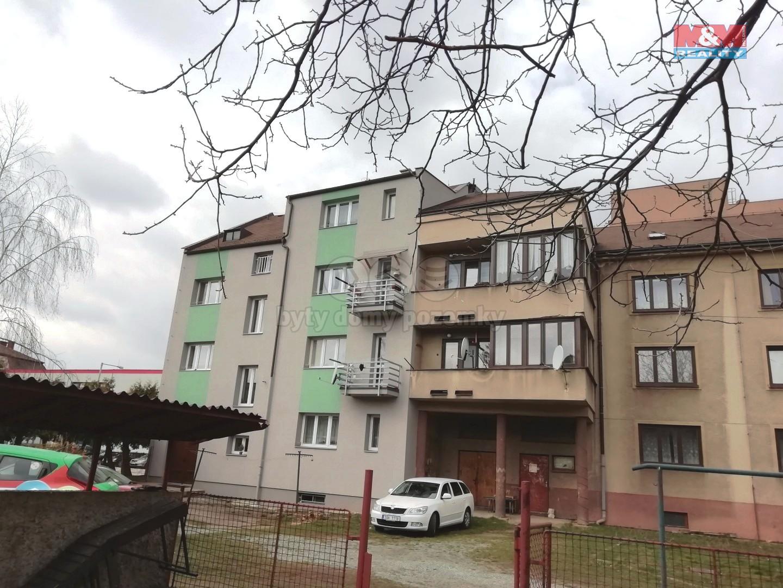 Prodej, byt 3+1, Náchod, ul. Českých bratří