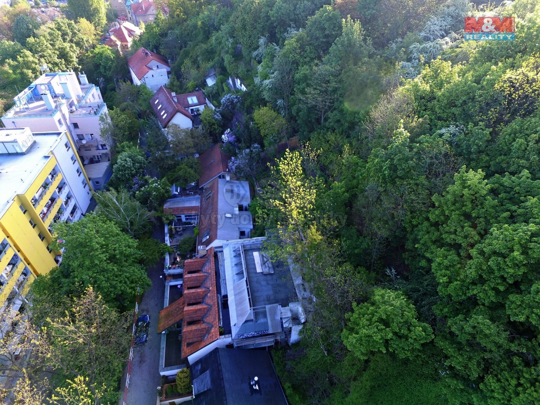 Prodej, stavební pozemek, 3540 m2, Praha - Braník