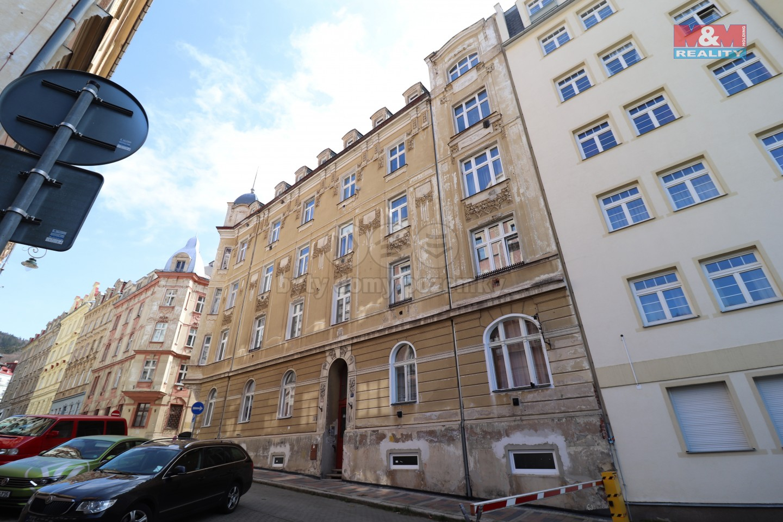 Prodej, byt 2+1, 57 m2, Karlovy Vary, ul. Raisova