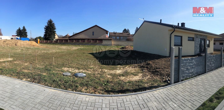 Prodej, stavební parcela, 911 m2, Uhlířské Janovice