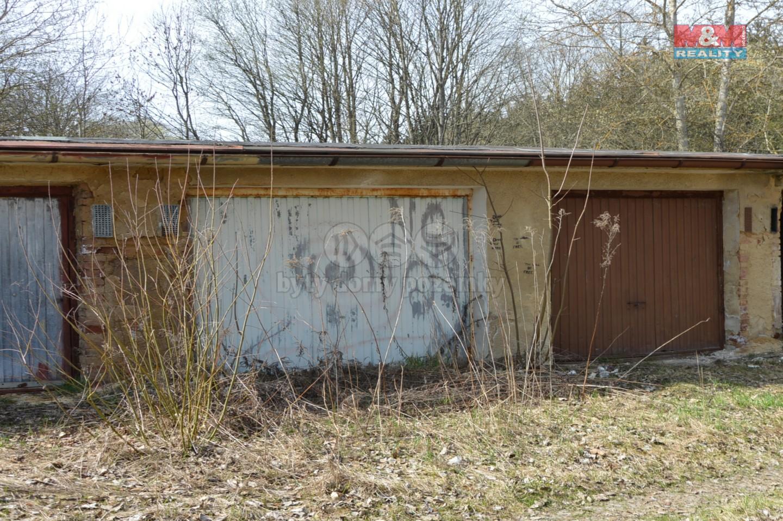 Prodej, garáž, 18 m2, Mariánské Lázně
