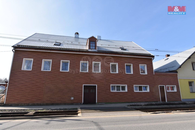 Prodej, nájemní dům, Liberec, ul. Na Břehu
