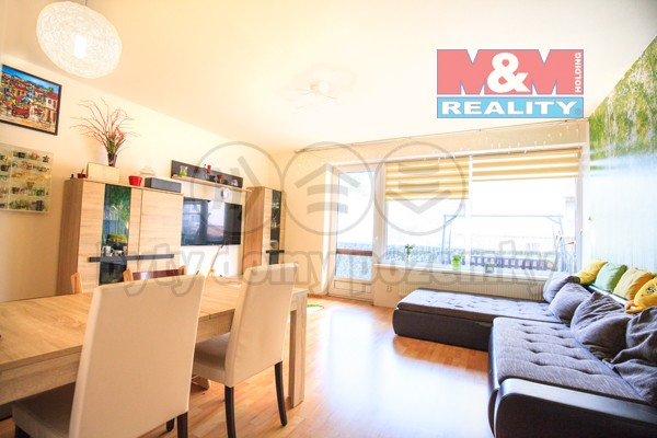 Prodej, byt 3+kk, 104 m2, Brno, ul. U Leskavy