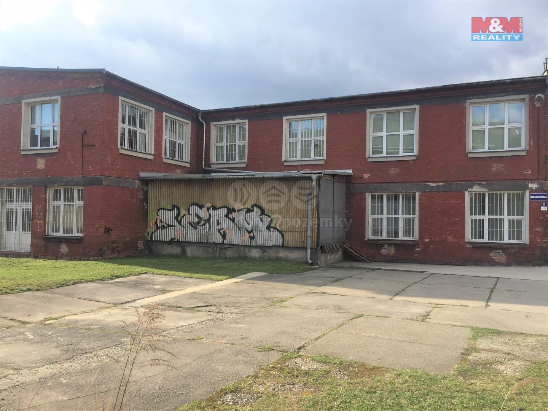 budova (Pronájem, komerční objekt, 491 m2, Moravská Ostrava), foto 1/14