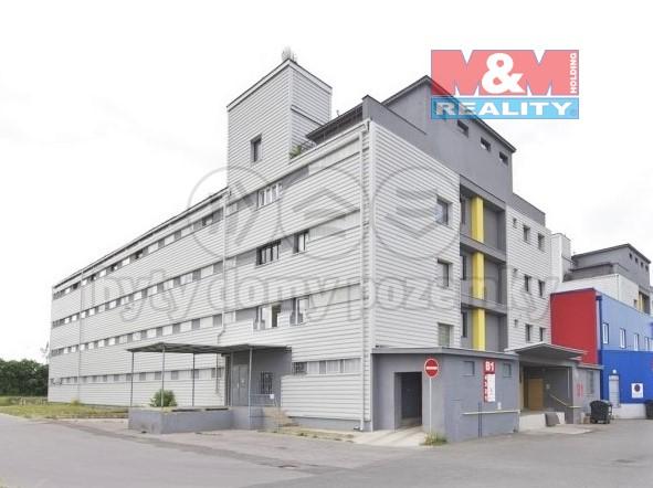 Budova (Pronájem, kancelář 23 m2, Praha 9 - Horní Počernice), foto 1/6