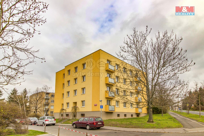 (Prodej, byt 3+1, 76 m2, Praha, ul. Holčovická), foto 1/18