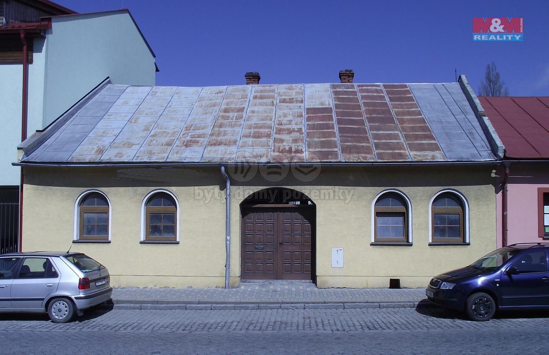 Prodej, rodinný dům, Bystřice pod Hostýnem, ul. Čs. brigády