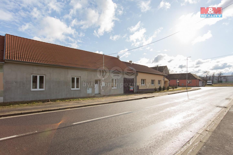 Prodej, rodinný dům 4+1, Jiřice u Miroslavi