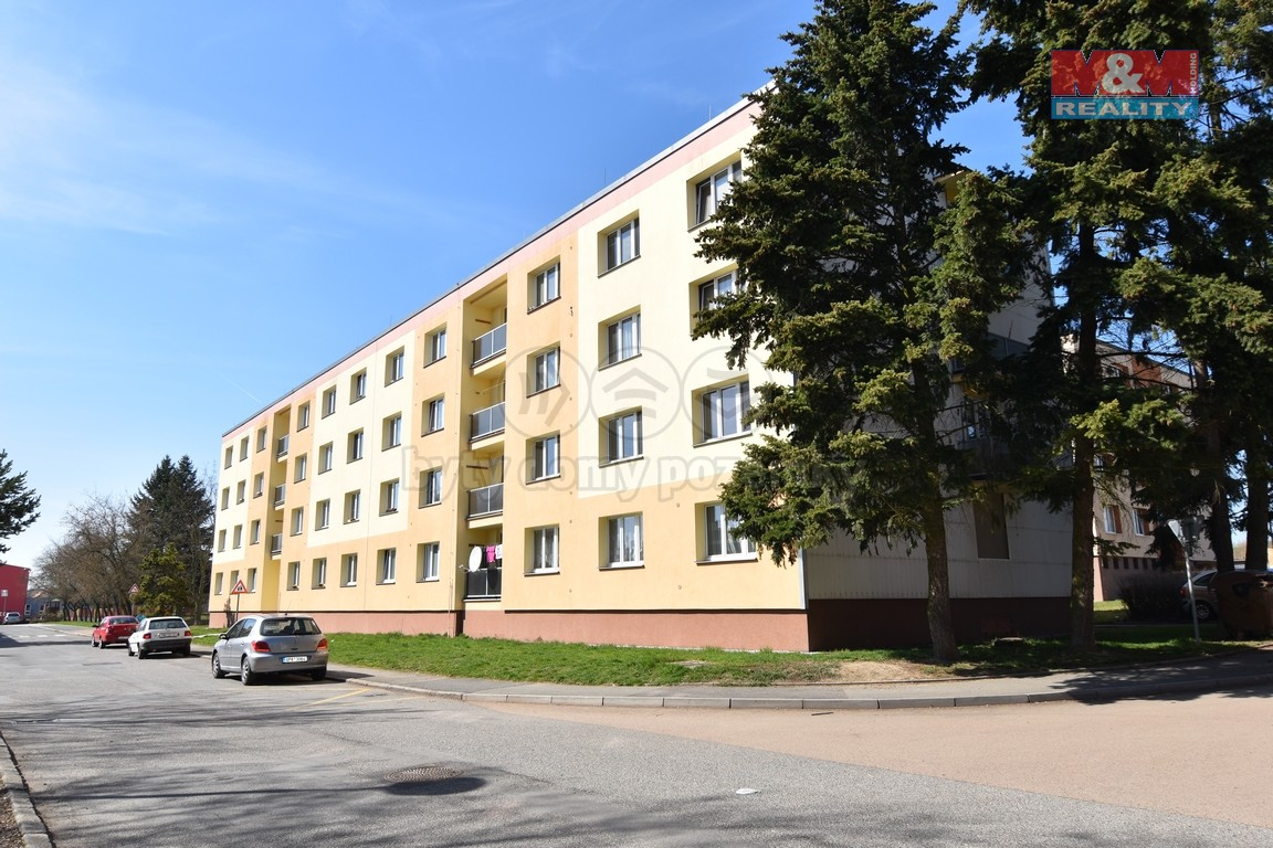 Prodej, byt 3+1, Kralovice, ul. Mírová