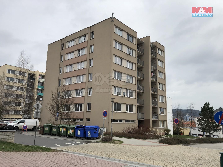 Prodej, byt 4+1, 82 m2, Strakonice, ul. Čelakovského