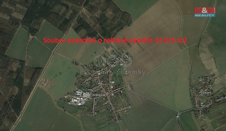 Prodej, pole, 12275 m2, Kněžpole u Uherského Hradiště