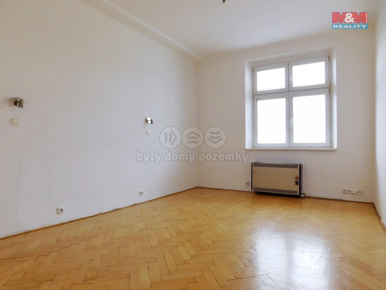 (Pronájem, byt 2+1, 49 m2, Praha 3 - Žižkov, ul. Malešická), foto 1/20