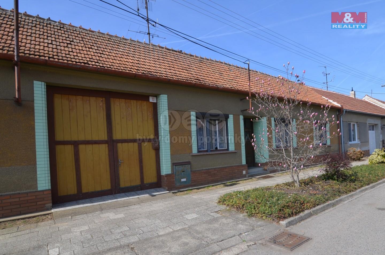 Prodej, rodinný dům, Ladná, ul. Lužní