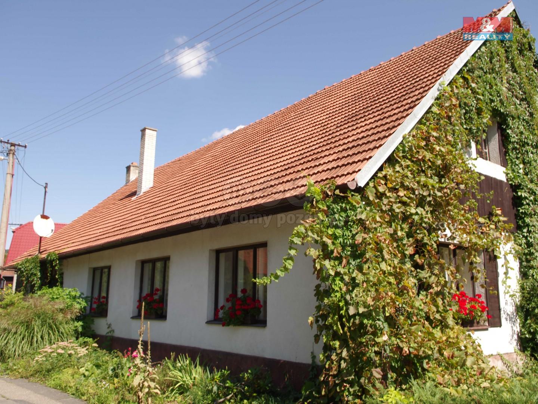Prodej, rodinný dům, Jasenná