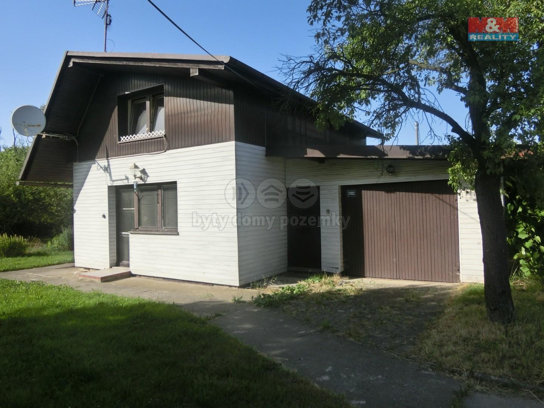Prodej, rodinný dům, 3+1, Chotěbuz