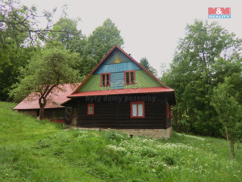 Prodej, chalupa 3+kk, Horní Bečva