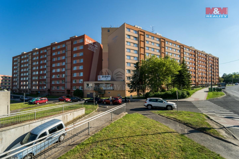 Prodej, byt 2+1, 65 m², Chomutov, ul. Kundratická