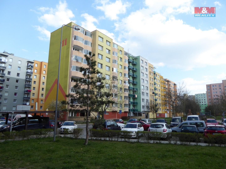 (Prodej, byt 3+1, OV, České Budějovice, ul. V. Volfa), foto 1/9