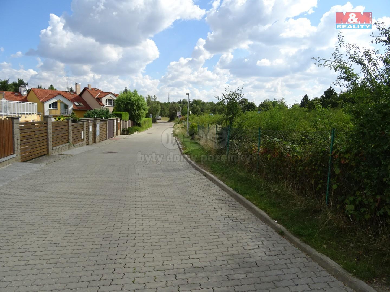 Prodej, pozemek 2996 m2, Praha - Radotín
