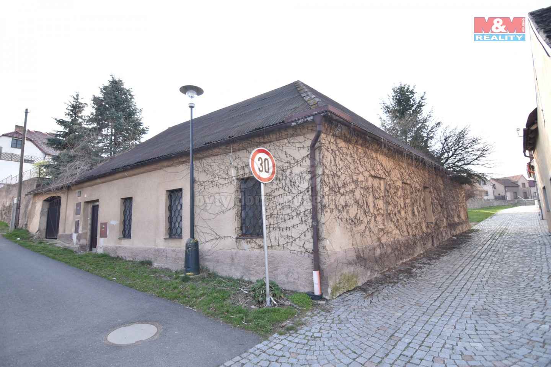 (Prodej, rodinný dům, Týnec nad Labem, ul. Krakovanská), foto 1/17