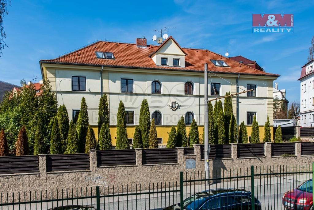 pohled na dům (Prodej, vila, Ústí nad Labem, ul. Klíšská), foto 1/46