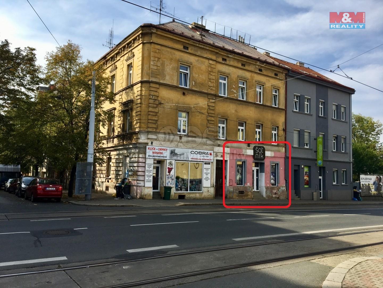 (Pronájem, obchod a služby, 52 m2, Plzeň, ul. Slovanská), foto 1/4