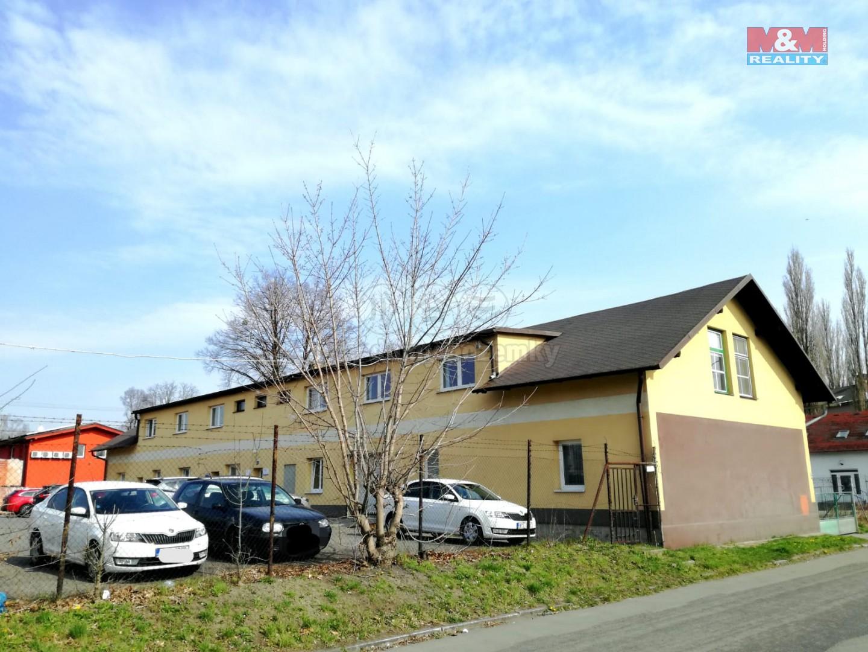 Pronájem, kancelář, 41 m2, Ostrava, ul. Pláničkova