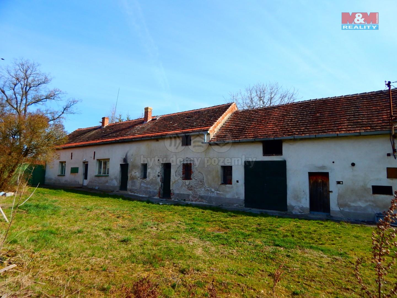 Prodej, rodinný dům, 2331 m2, Horní Bříza