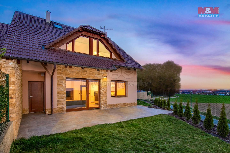 Prodej, rodinný dům, 194 m2, Hradiště na Písku