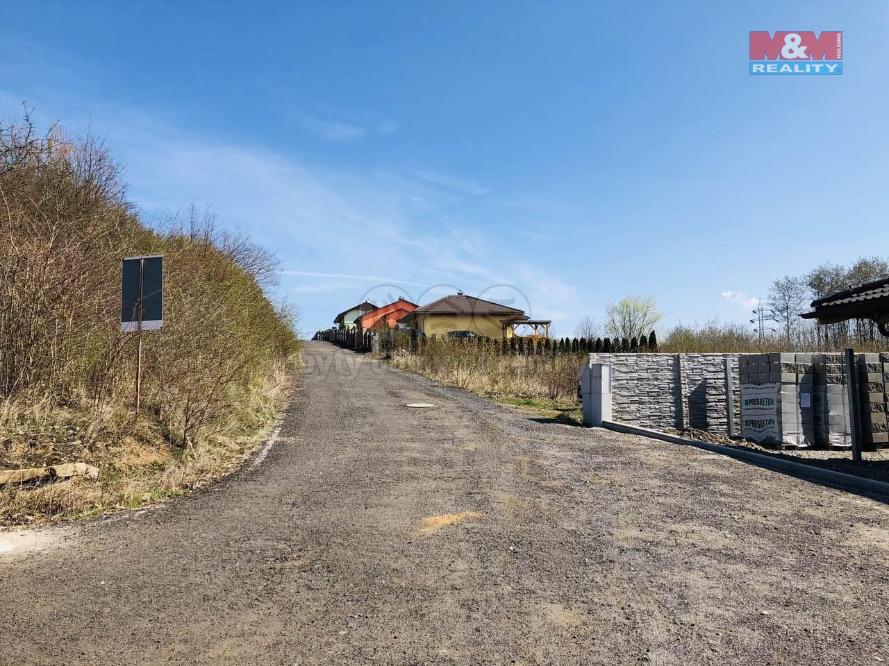 (Prodej, stavební pozemek, 800 m2, Horní Litvínov), foto 1/3
