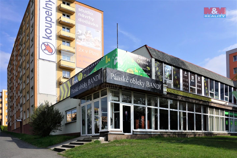 (Pronájem, obchod a služby, 346 m2, Plzeň, ul. Revoluční), foto 1/15