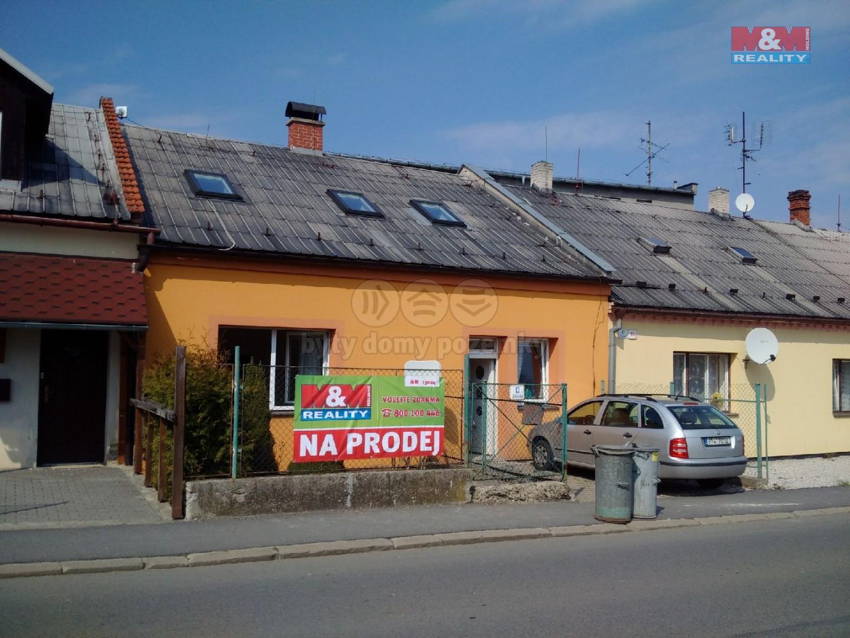 Prodej, rodinný dům 4+2, Nový Jičín, ul. Žilinská