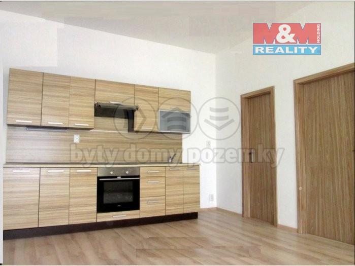 Pronájem, byt 2+kk, 50 m2, Moravská - Ostrava, ul. Husova