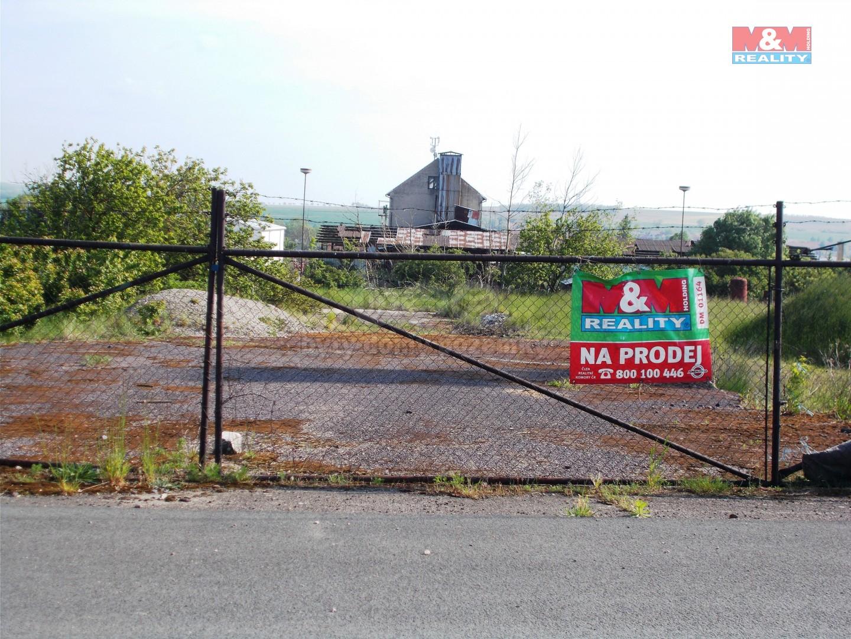 Prodej, stavební pozemek, 3415 m2, Rybníky