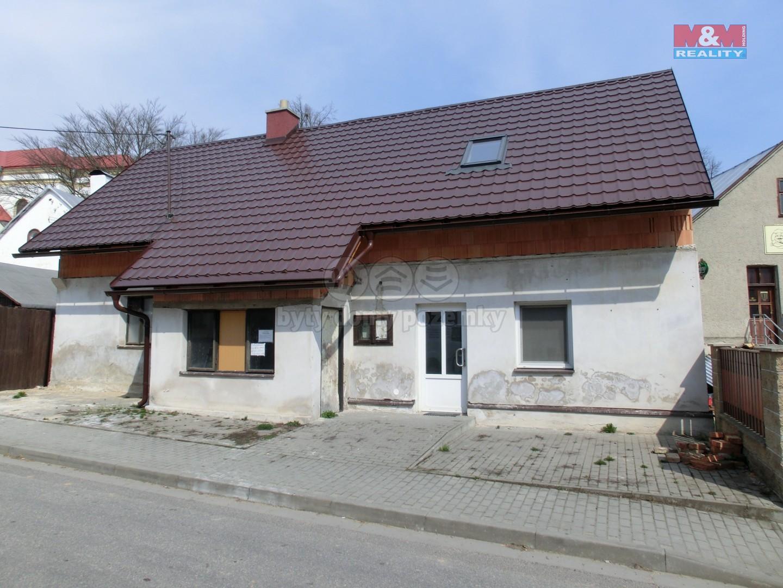 Prodej, rodinný dům, Bohdalov
