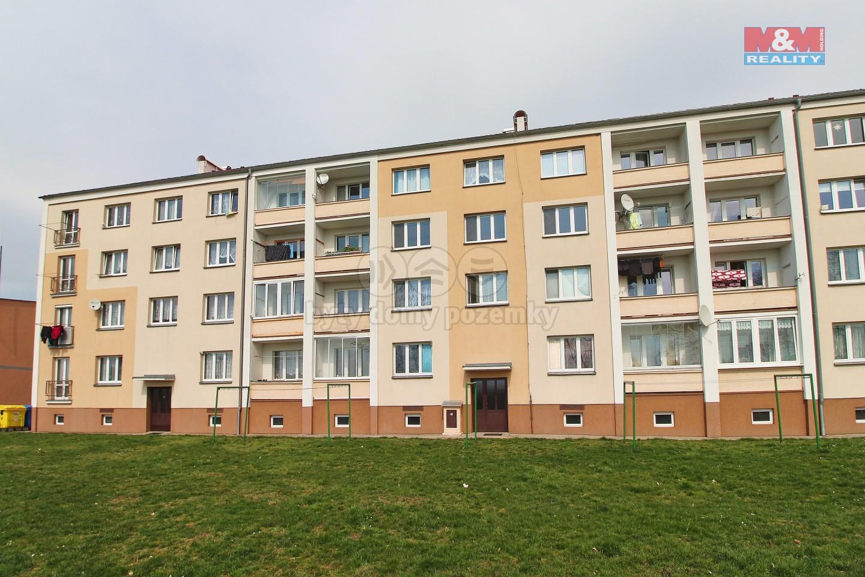 Prodej, byt 2+1, 56 m2, Nová Role, ul. Svobodova