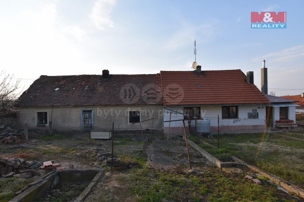 (Prodej, chalupa, 997 m2, Senomaty - Hostokryje), foto 1/19