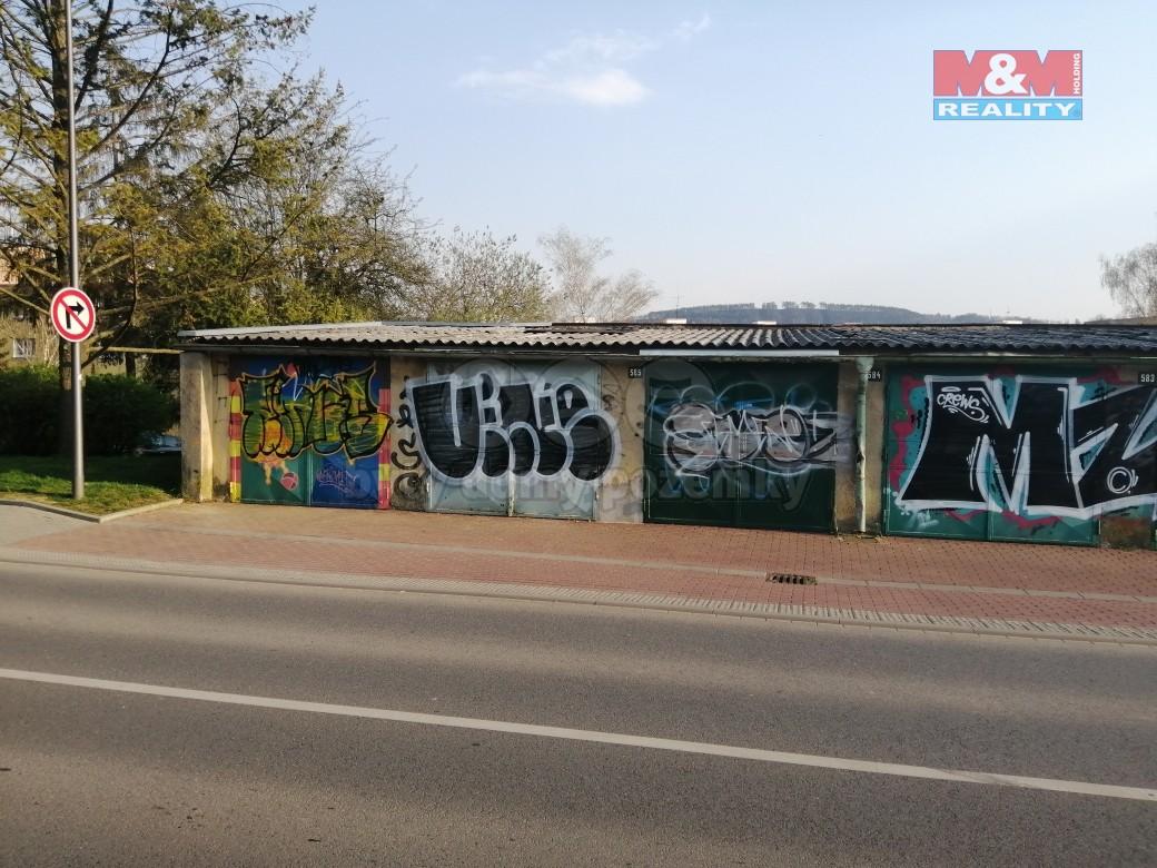 Prodej, garáž, Beroun, ul. Pod Homolkou