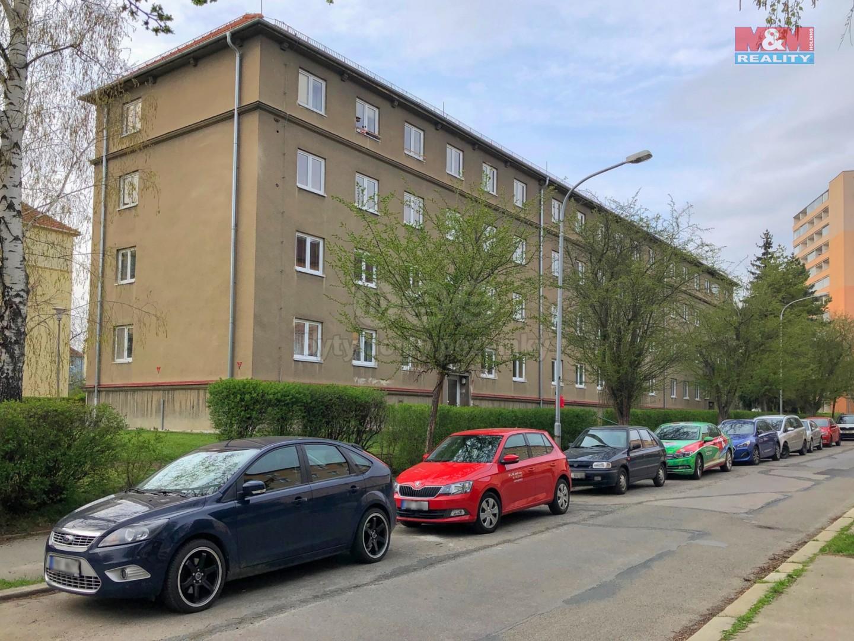 Pronájem, byt 2+1, 61 m2, Brno - Žabovřesky