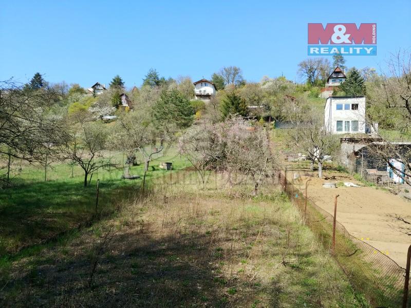 Prodej, zahrada, 1424 m2, Střelice u Brna