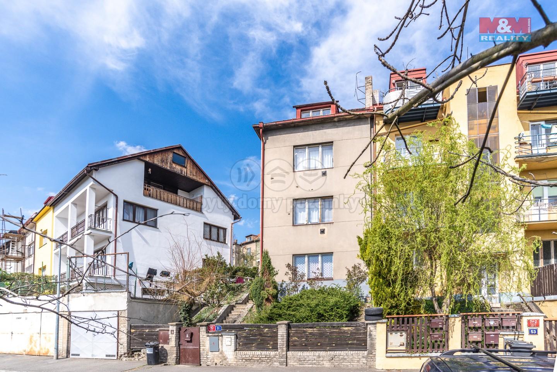 Prodej, nájemní dům, Praha, ul. Pod Krocínkou