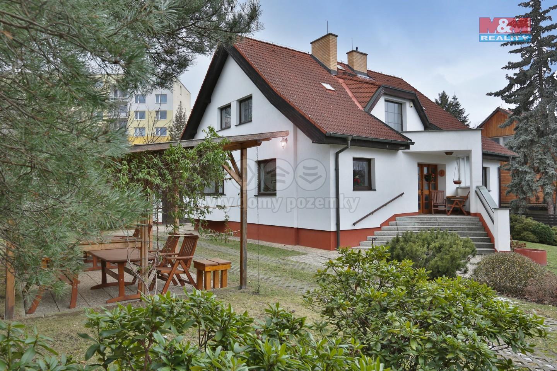 (Pronájem, rodinný dům, 422 m2, pozemek 1363 m2, Praha 4), foto 1/19