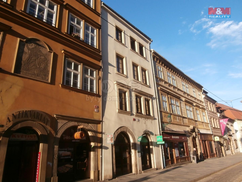 (Pronájem, byt 3+kk, 103 m2, Plzeň, ul. Pražská), foto 1/13