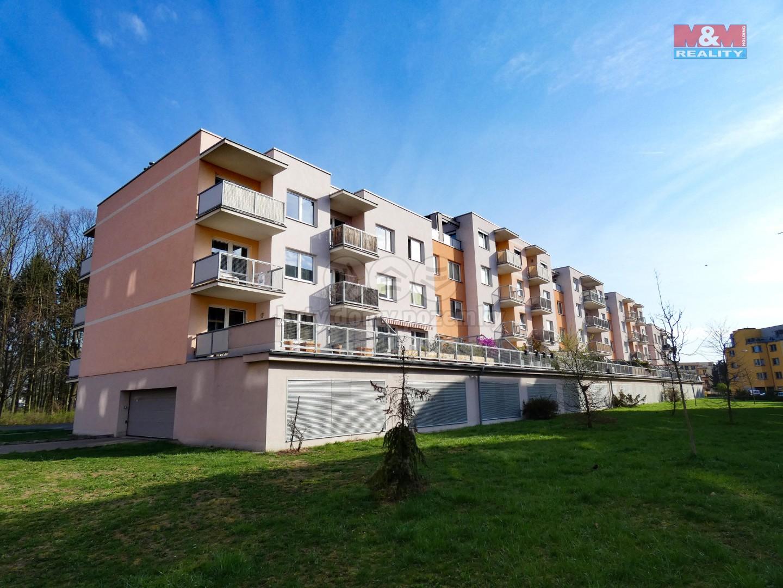 Prodej, byt 1+kk, Pardubice, ul. Jozefa Gabčíka