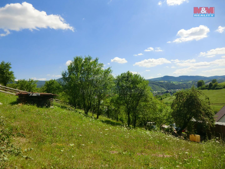 Prodej, stavební pozemek, 274 m2, Halenkov
