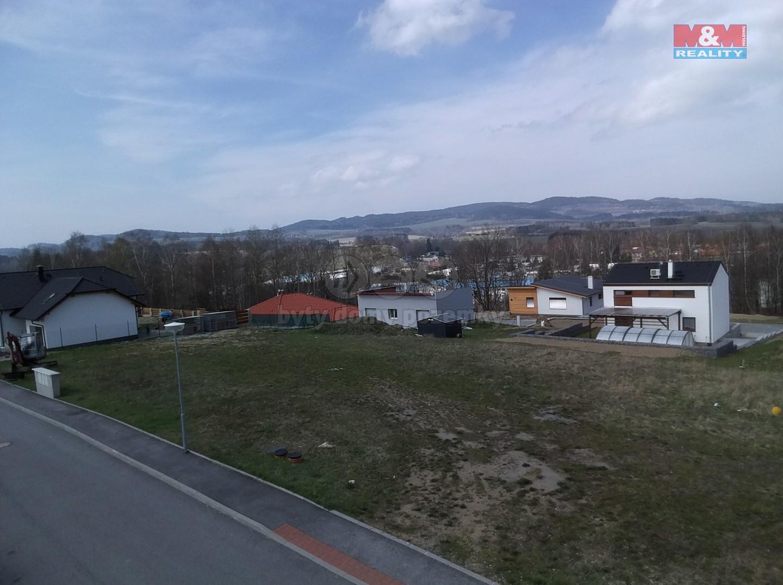 Prodej, stavební pozemek, 705 m2, Kaplice, ul. Smrková