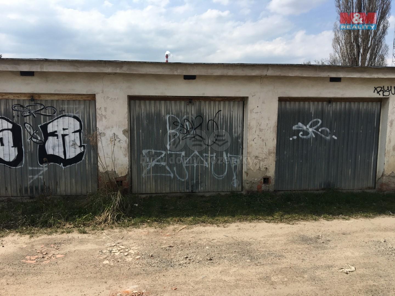 (Prodej, garáž, 15 m2, DV, České Budějovice), foto 1/3