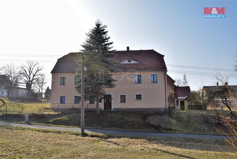 Prodej, rodinný dům 8+1, Habartice u Frýdlantu