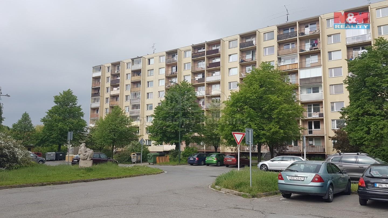 Prodej, byt 2+1, Uničov, ul. Gen. Svobody